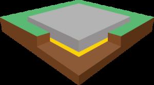 Плитный фундамент для строительства дома