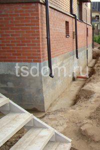 Установка и монтаж водосливов в СПб
