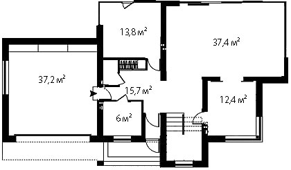 План первого этажа 73