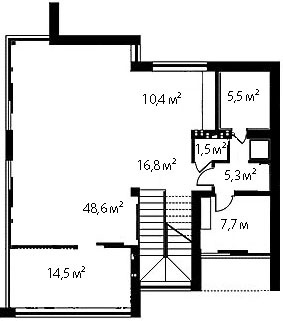 План первого этажа 99