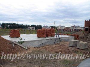 Строительство дома в Лен области