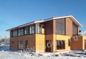 Строительство дома в СПб