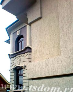 Строительство коттеджа в Санкт-Петербурге по индивидуальному заказу