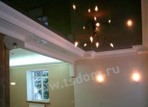 Строительство коттеджа в СПб от компании Техстройдом